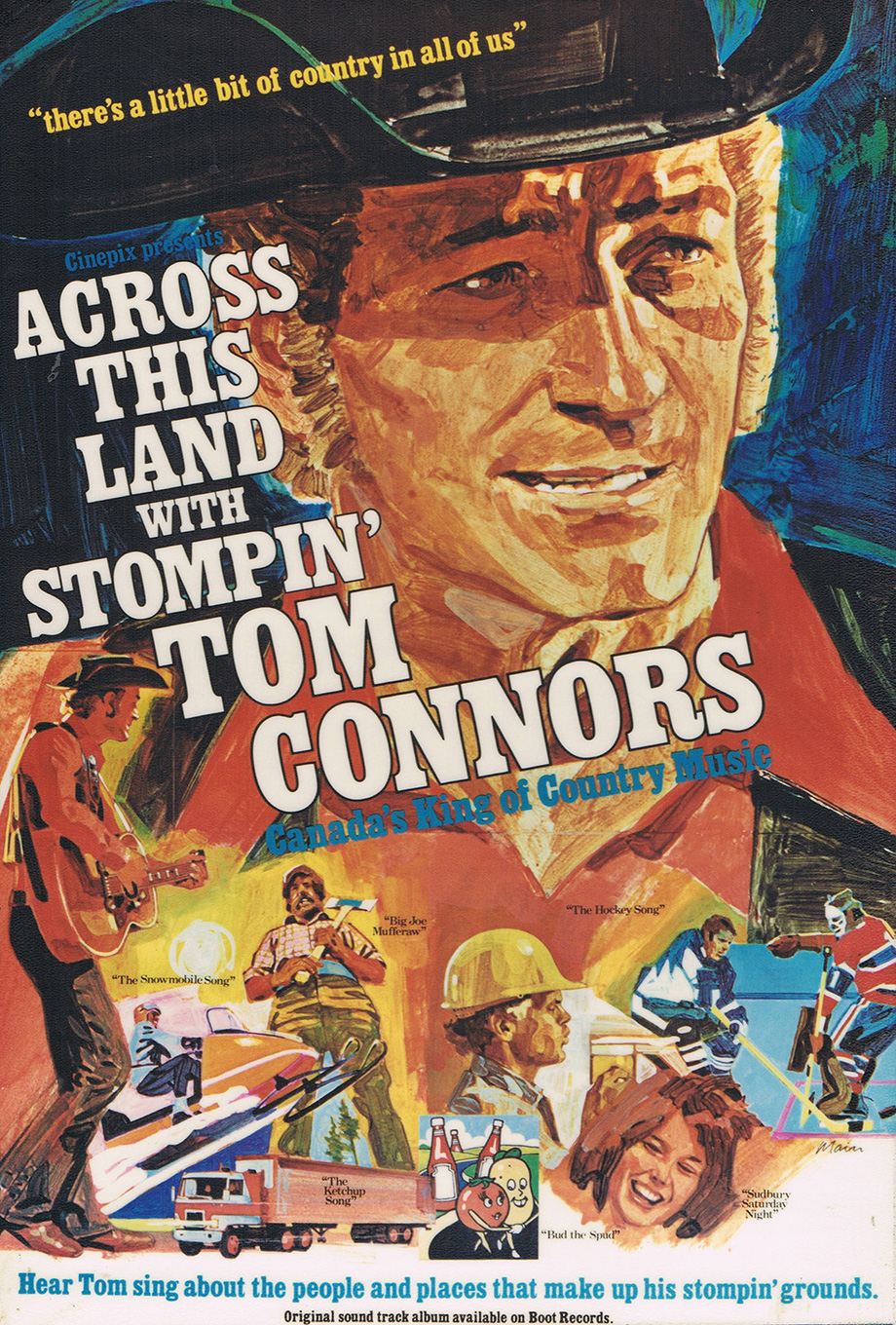 Across This Land with Stompin' Tom Connors