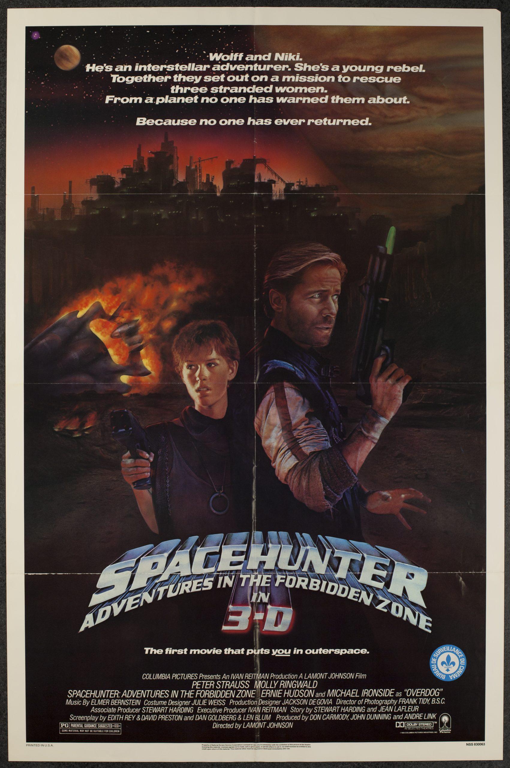 Spacehunter – Adventures in the Forbidden Zone